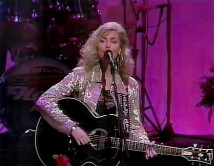 Music Friday: Emmylou Harris Would 'Proudly Wear Your Wedding Ring' If She Could Only Win Your Love