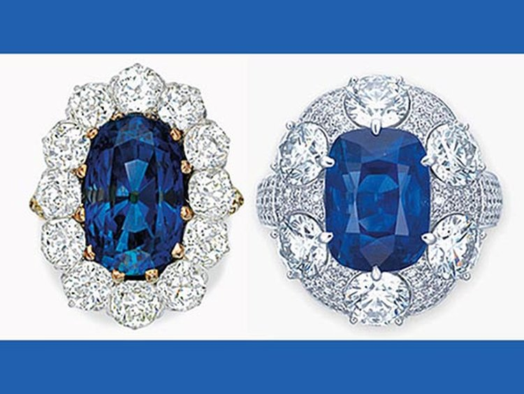 Christie's Jewelry Specialist Reveals Why Nearly Identical 10-Carat Sapphires Have Surprisingly Different Values