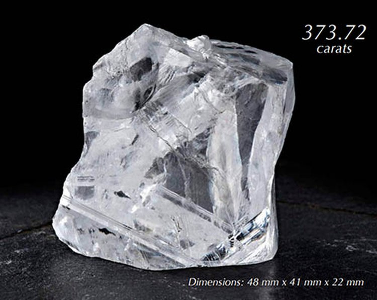Chip Off the Old Block: 373-Carat Diamond Shard Sells for $17.5 Million at Lucara's 'Exceptional Stone Tender'