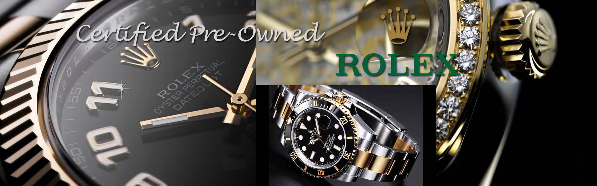 Rolex - Certified Pre-owned