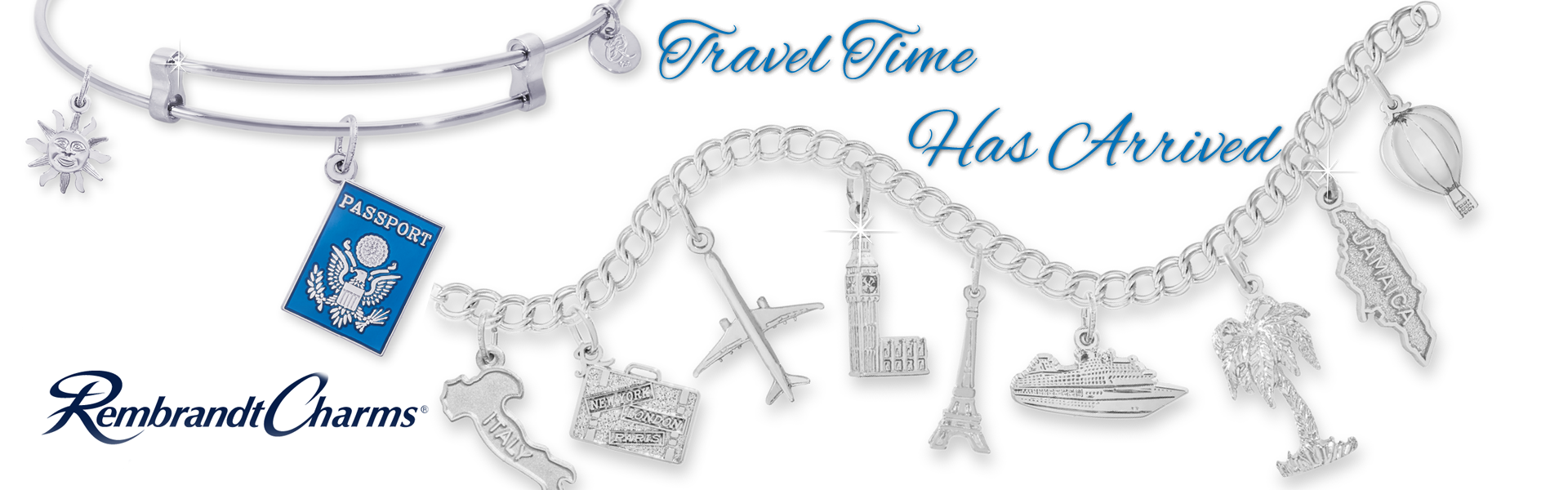 Rembrandt Travel Charms
